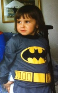 I knew from a young age, that I was born to lead a life of crime fighting.