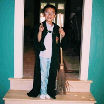 Smartest boy in all of Hogwarts.